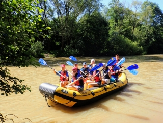 7. miestny raft - 11. september